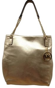 Michael Kors Messenger Leather Cross Body Bag