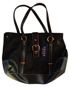 Chaps Tote in Black