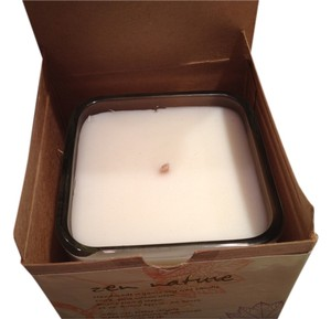 Zen Nature Guava, Mango & Papaya Scented Organic Soy Candle by Zen Nature - [ Roxanne Anjou Closet ]