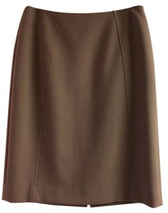 Halogen Skirt tan