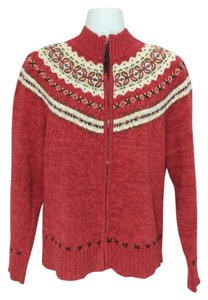 Tiara International Nordic Style Sweater Cardigan
