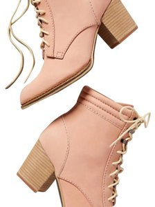 Pilcro Hayden (Anthropologie) Dusty Rose Boots