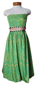 Tracy Reese Party Spring Floral Flowy Dress