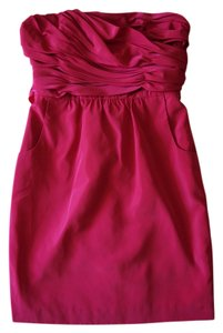Plenty by Tracy Reese Strapless Party Bow Detail Dress