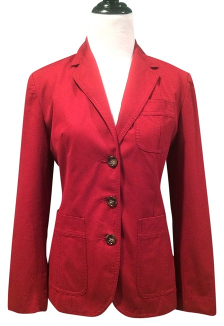 Preload https://img-static.tradesy.com/item/1354673/banana-republic-red-blazer-size-0-xs-0-0-650-650.jpg