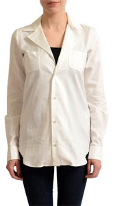 Dsquared2 Button Down Shirt Cream White
