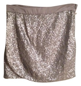 Eight Sixty Skirt Silver