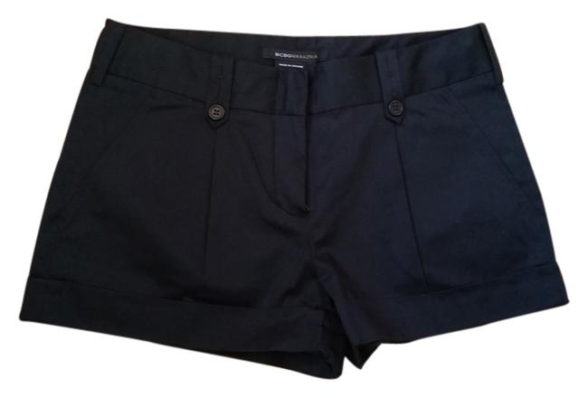 BCBGMAXAZRIA Shorts Black