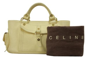 Céline Satchel in Vanilla