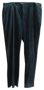 Coldwater Creek 18w Corduroy Nwot Trouser Pants Teal