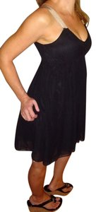Charlotte Russe short dress Black Prom Wedding Dance on Tradesy