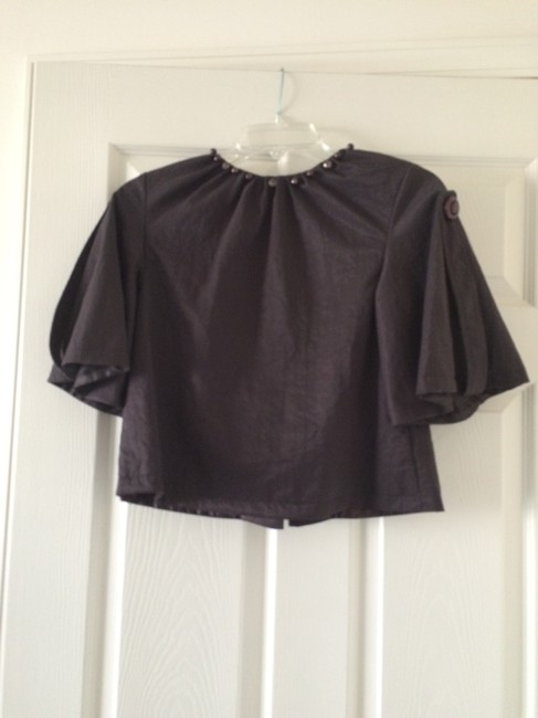 Romeo & Juliet Couture Brown Jacket