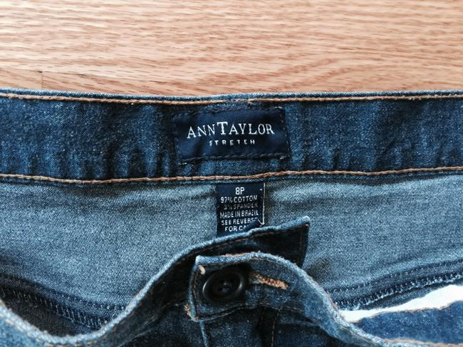 Ann Taylor Relaxed Fit Jeans-Medium Wash Image 2
