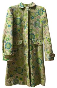 Marc Jacobs Retro-print Never Worn Coat