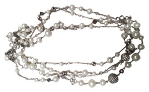 Stella & Dot Madeline Pearl Necklace