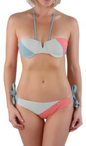 Emporio Armani Brand New Emporio Armani Designer Padded Push-Up Sporty Bikini Set US S / IT 42 / Cup A-B