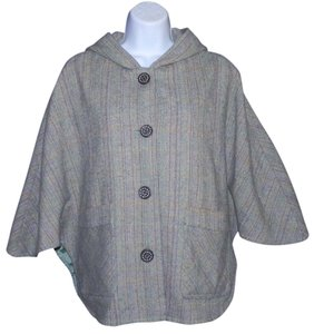 Paul & Joe Wool Lined Hood Cape