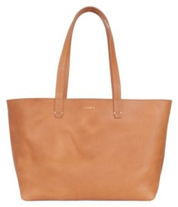 Clare V. Tote in Tan