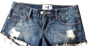 Paige Premium Denim Shorts Riley