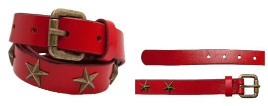 Preload https://item1.tradesy.com/images/mango-red-with-stars-belt-1355245-0-0.jpg?width=440&height=440