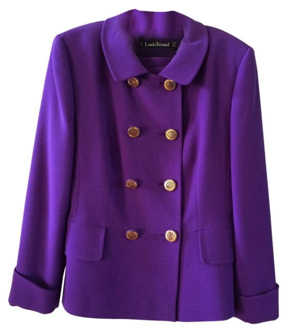 Preload https://item3.tradesy.com/images/louis-feraud-purple-vintage-skirt-suit-size-10-m-1355352-0-0.jpg?width=400&height=650