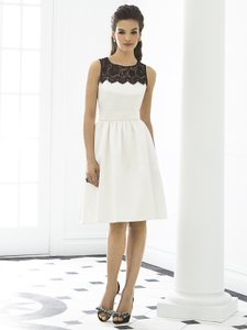 After Six Ivory / Ivory 6644 Dress