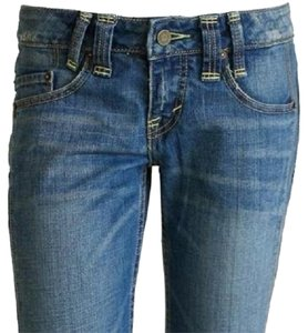 Taverniti So Jeans Straight Leg Jeans-Medium Wash