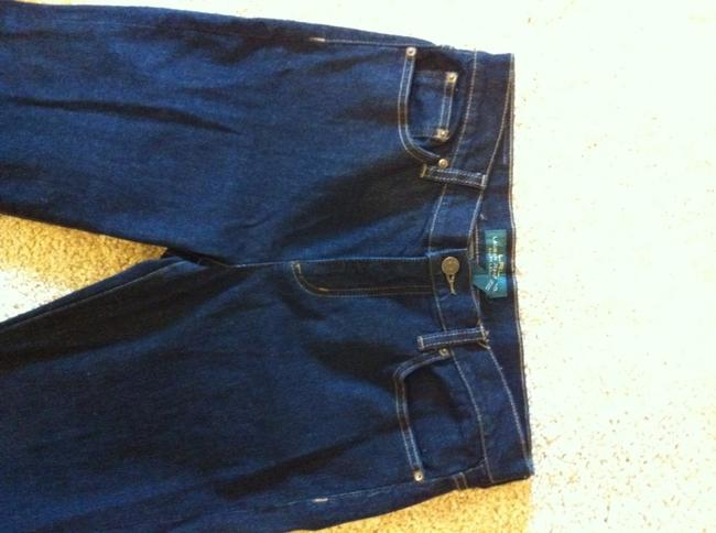 Ralph Lauren 5 Pocket Boot Cut Jeans-Medium Wash