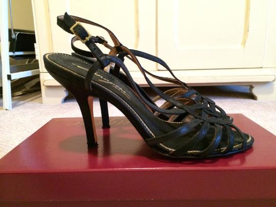 Imagine by Vince Camuto Black Sandals