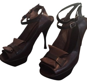 Marni Chocolate Platforms