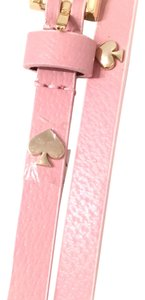 Kate Spade Grain Leather Belt Size L