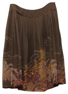 French Connection Skirt Moss
