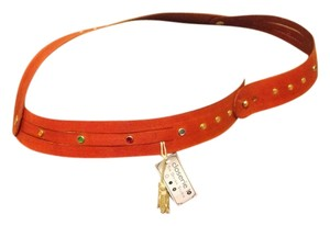 Closerie 10 Venice Belt - Orange