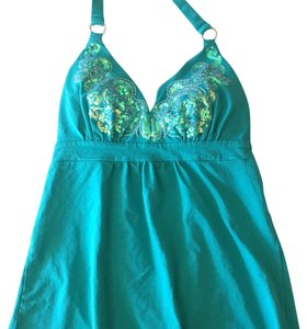 Victoria's Secret Teal Halter Top