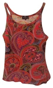 Etro Top Red