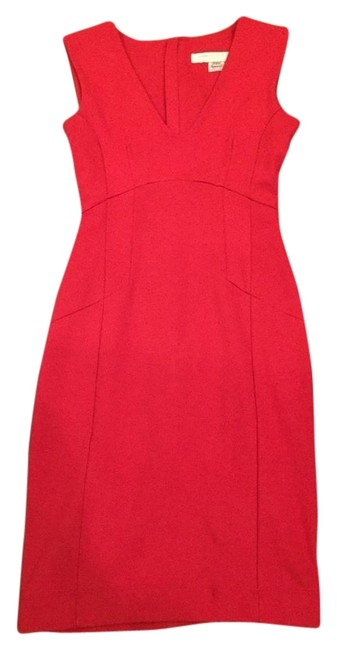 Preload https://img-static.tradesy.com/item/1355968/french-connection-red-v-neck-plunge-above-knee-night-out-dress-size-2-xs-0-0-650-650.jpg