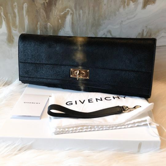 Givenchy Black Clutch Image 1