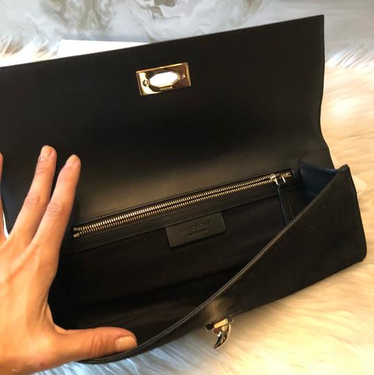 Givenchy Black Clutch Image 7