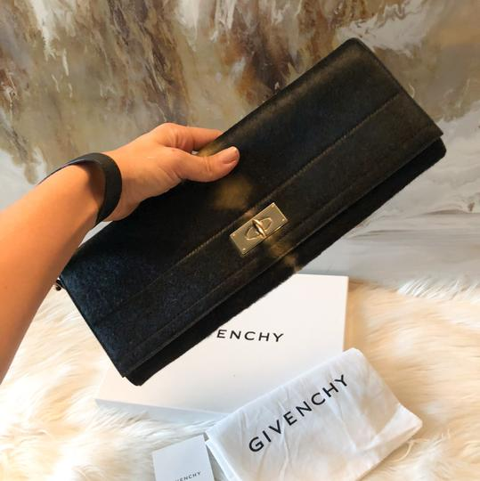 Givenchy Black Clutch Image 8