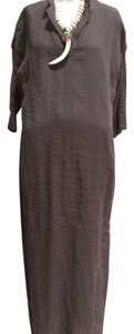 Gray Maxi Dress by STRENESSE
