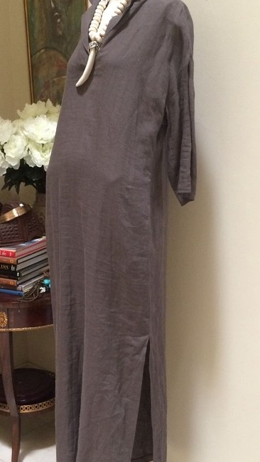 Gray Maxi Dress by STRENESSE Image 1