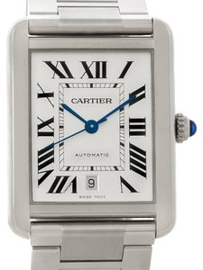 Cartier Cartier Tank Solo XL Automatic Mens Watch W5200028