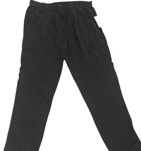 New Leaf Cargo Pants Black