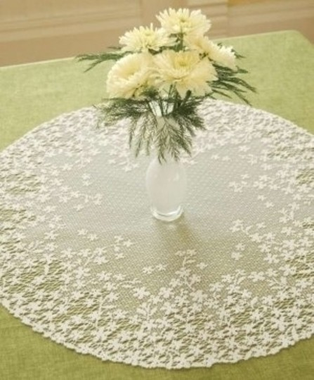 Preload https://item2.tradesy.com/images/white-doilies-8-runners-16-rounds-tableware-135611-0-0.jpg?width=440&height=440