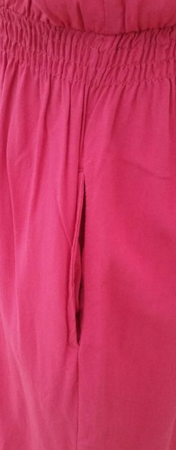 Mossimo Supply Co. short dress pink Pocket Elastic Waist on Tradesy