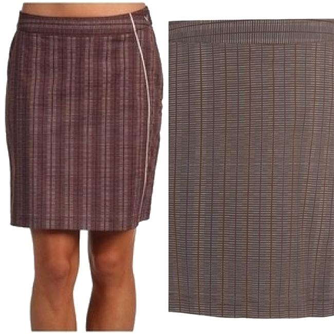 Preload https://item4.tradesy.com/images/callaway-taupe-plaid-miniskirt-size-6-s-28-1356188-0-0.jpg?width=400&height=650