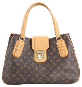 Louis Vuitton Griet Monogram Vintage Shoulder Bag