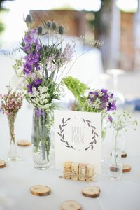 Bud Vases And Other Decorations