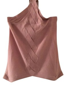Saint Laurent Blush Halter Top