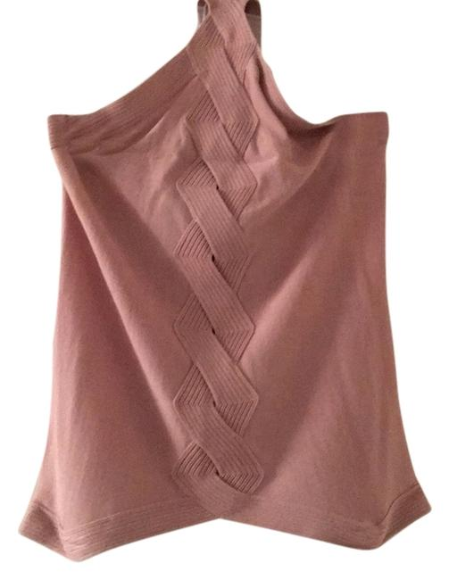 Item - Blush Halter Top Size 6 (S)